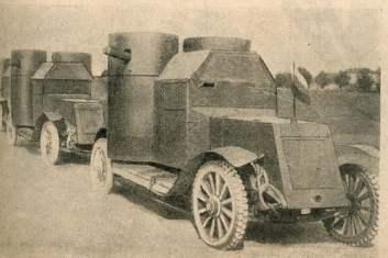Austin Armoured Car