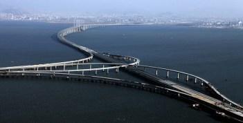Najdlhší most na svete Veľký most v Pekingu