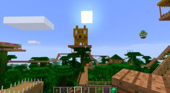 čo postaviť v minecrafte