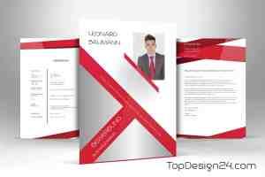 Vorlage Deckblatt Bewerbung- Lehrstelle