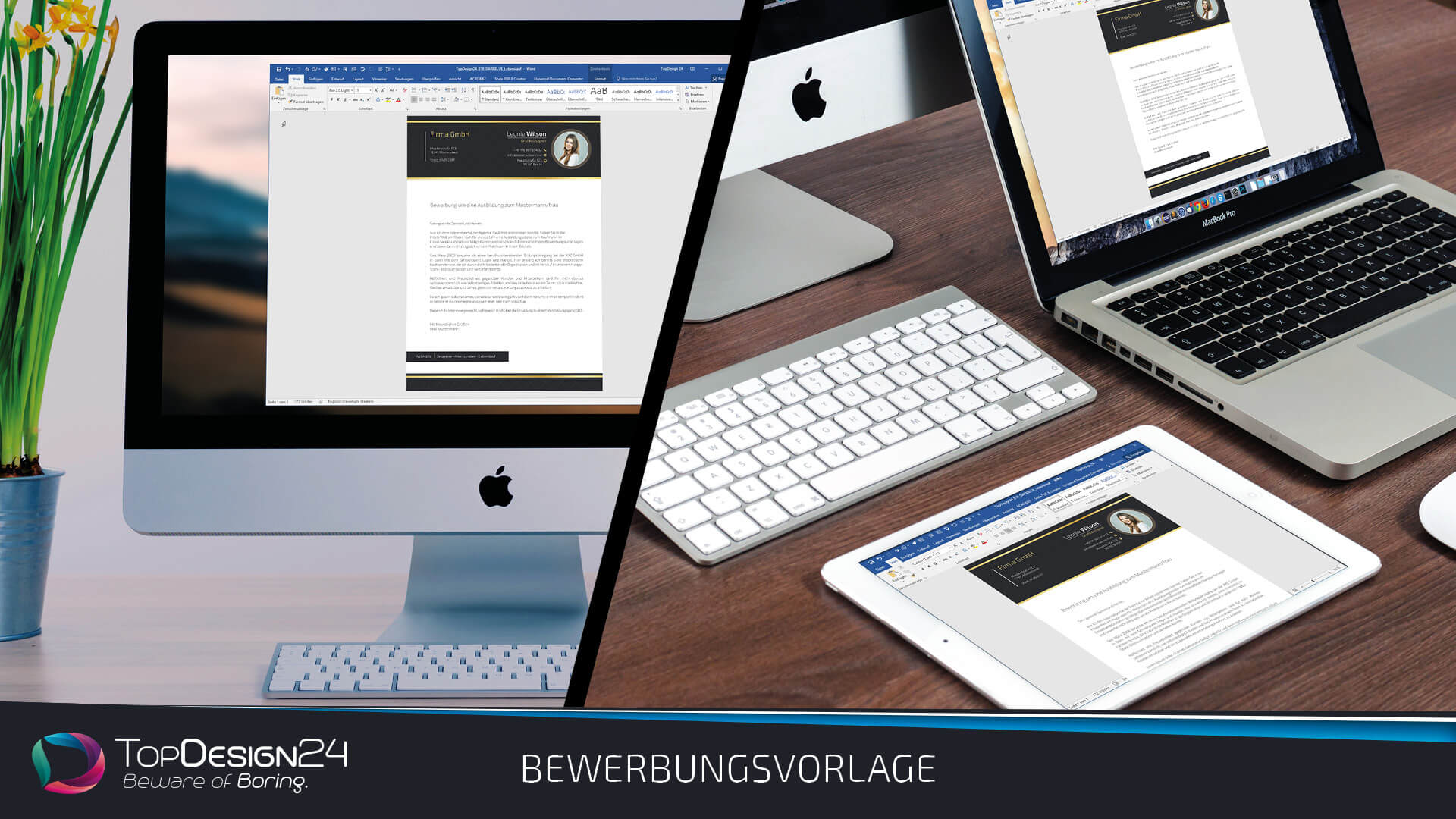 kreative-bewerbung word downloaden