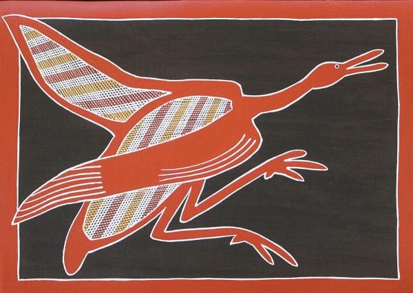 VP-168 Dancing Brolga