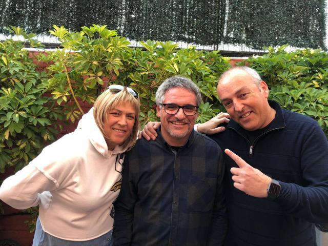 Radio Despi Marato Joguines 2019 - Carme - Rafa Rodriguez y Xavi Tobaja
