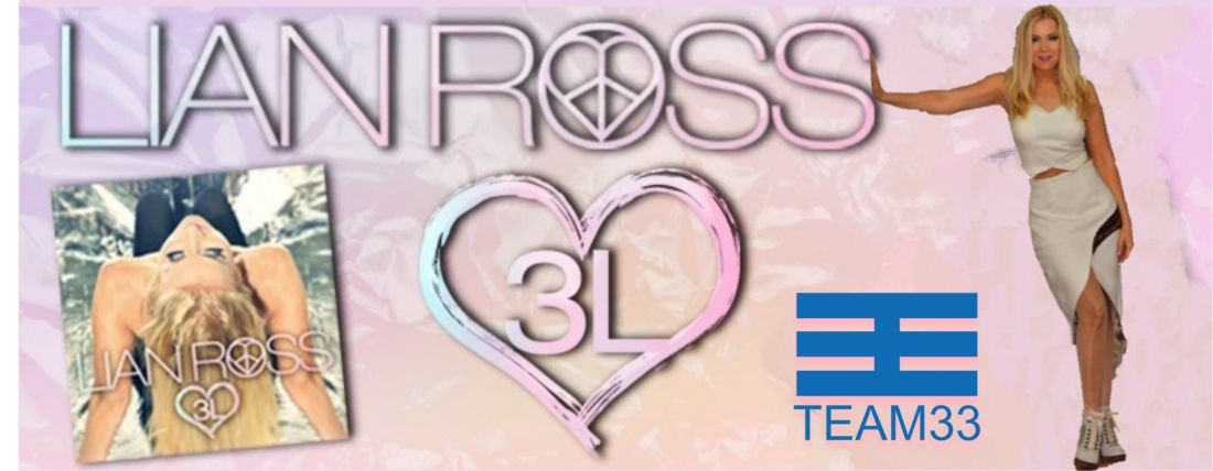 Entrevista_Lian_Ross_en_Topdisco_Radio - New_Album_3L - Team_33_Music