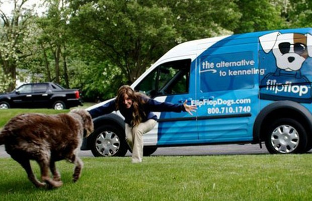Flip Flop Dogs Offers Dog Owners an Alternative to Kenneling