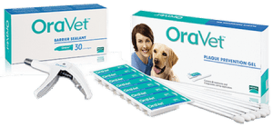 Oravet Dental Hygiene Chews Uses Dual Technology To Reduce the Formation of Plaque