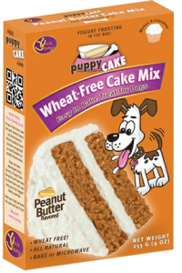 Puppy Cake Creates People Food That is Healthy for Dogs