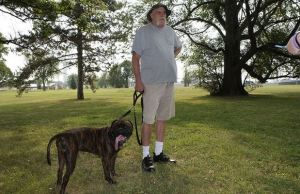 Arthritis Trouble Sparks Retiree's Idea for A Dog Park in Toledo, Ohio