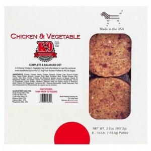 K-9 Kraving Dog Food is Being Recalled