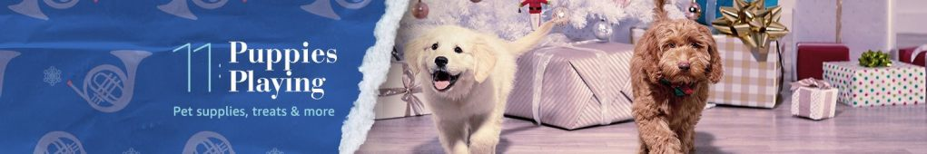Amazon Pet Supplies Deals for Dogs Christmas
