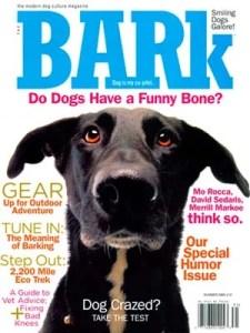 The Bark dog magazine
