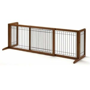 Freestanding DIY Dog Gates