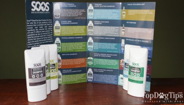Soos Pet Dog Grooming Products Review