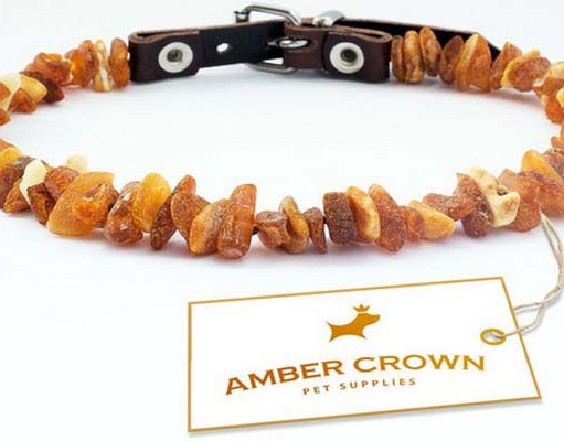 Amber Crown Natural Flea and Tick Collars for Dogs Review