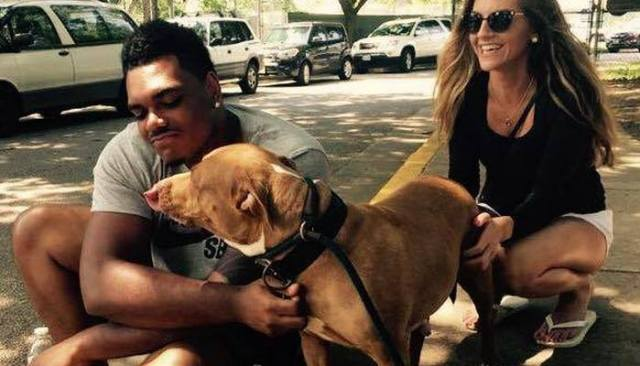 Baltimore Ravens' Player Sends Message to Dog Lovers