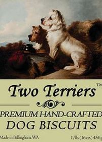 Healthy, Hearty and Handmade - That's Two Terriers!