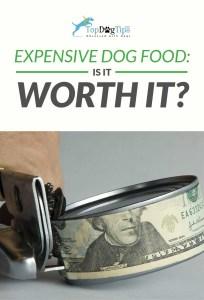 Expensive Dog Food Brands
