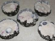 Homemade Frozen Pupcakes