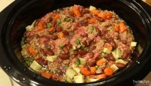 Crock Pot Beef Stew Dog Food Recipe