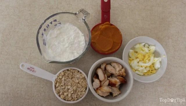 Homemade Dog Food for Liver Disease Recipe