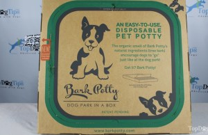 Bark Potty Disposable Dog Potty Review