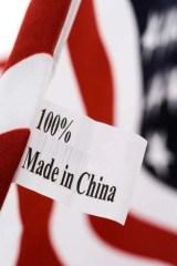 Made in USA China