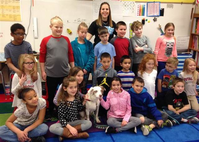Meet the Group of Second-Graders Who Helped Save an Injured Dog
