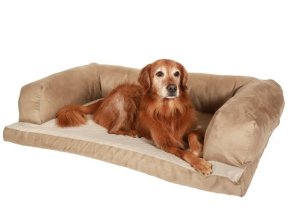 Beasley's Couch Dog Bed