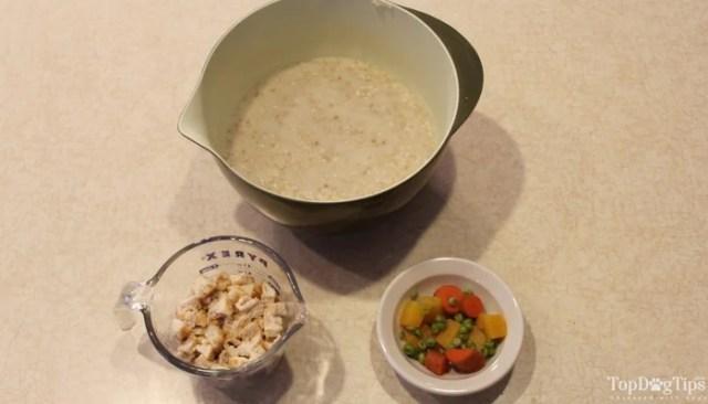 Homemade Dog Food Recipe Vet Approved