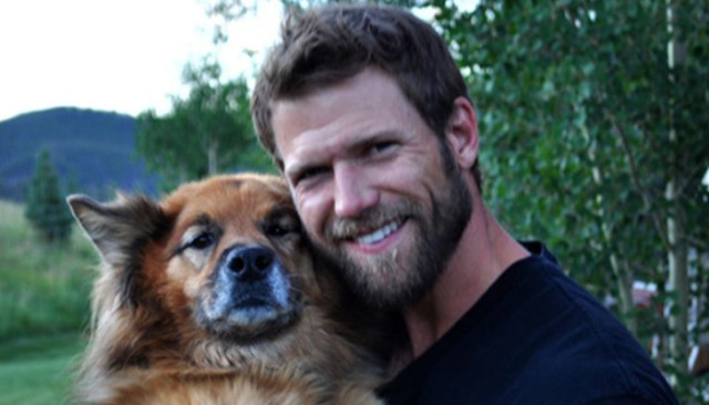 Dr. Travis Weeps After Viewing Tribute to His Aging Dog