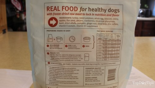 How Much to Feed a Dog (Commercial Kibble)