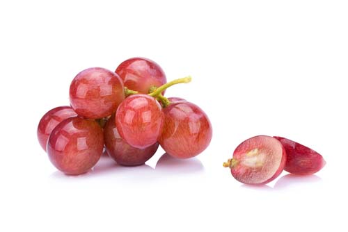 What do grapes look like