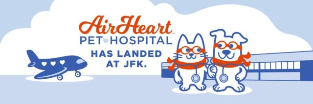 First Full-Service Animal Hospital Opens at JFK Airport