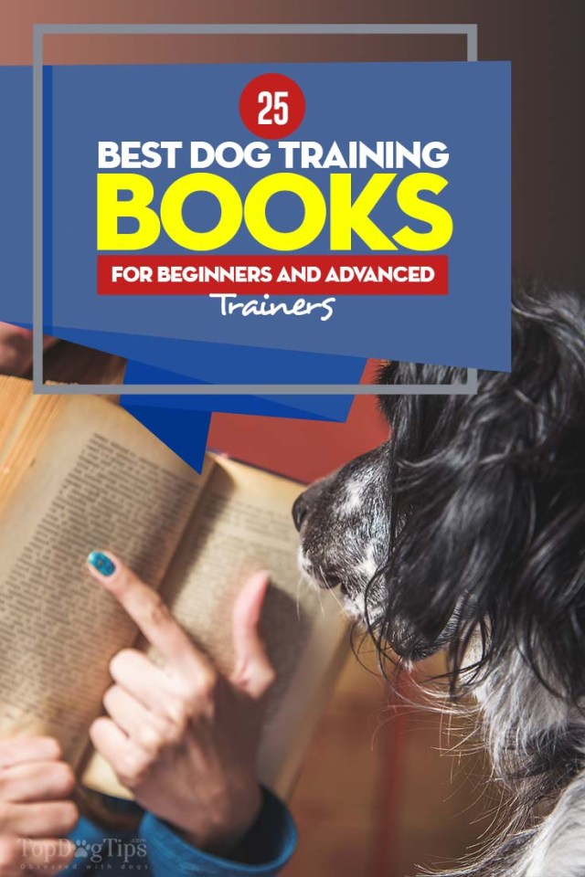 25 Top Rated Best Dog Training Books