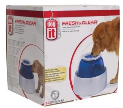 DogIt Design Fresh & Clear Drinking Fountain