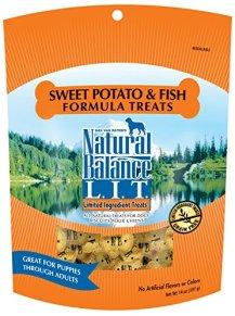 Natural Balance Limited Ingredient Dog Treats