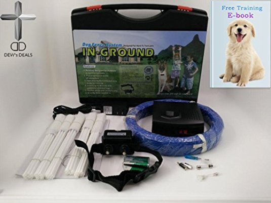Dog Zone In-Ground Electronic Fence