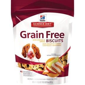 Hill's Science Diet Grain-Free Dog Treats