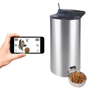 WiFi Automatic Pet Feeder by PeTreaT