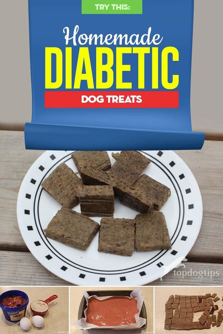 Best Diabetic Dog Food Recipe : diabetic, recipe, Video:, Homemade, Diabetic, Treat, Recipe, Instructions