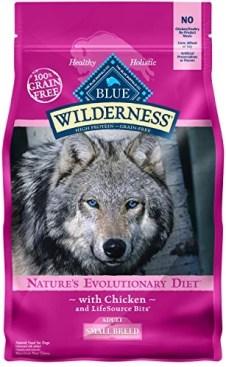 Blue Buffalo Wilderness High Protein Dry Adult Dog Food