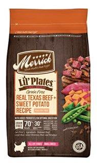 Merrick Lil Plates Grain Free Small Breed Recipe