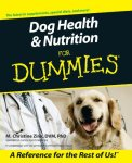Dog Health and Nutrition For Dummies
