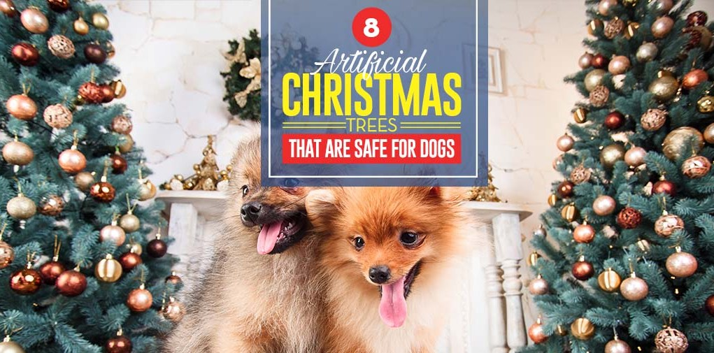 Top 8 Artificial Christmas Trees That Are Safe for Dogs