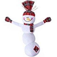 Expawlorer Cute Xmas Snowman