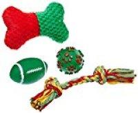 Grriggles GR Holiday Hound Gift Set