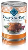 Blue Buffalo Turkey Day Feast Canned Dog Food