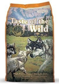Grain-Free Dry Food for Puppy by Taste of the Wild