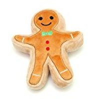 Christmas Sugar Cookie Plush Dog Toy by Midlee