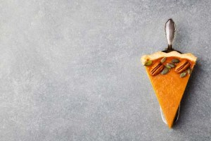 Pumpkin Pie, Sweet Potato Pie for dogs